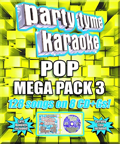 (Party Tyme Karaoke - Pop Mega Pack 3 [8 CD+G])