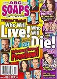 Who Will Live! Who Will Die! On General Hospital * Valentine's Day Issue * Kristen Alderson * Rick Springfield * Brandon Barash * February 16, 2015 ABC Soaps In Depth Magazine [SOAP OPERA]