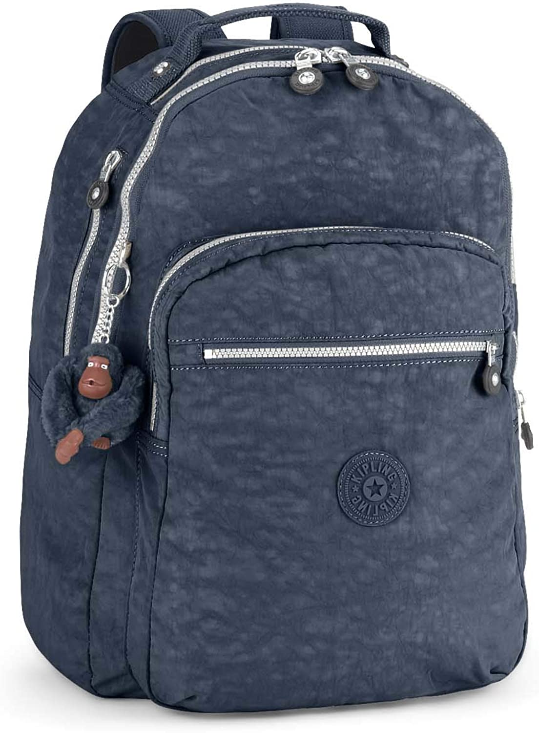 Kipling Unisex Adult's Casual Daypack Clas Seoul One Size True Blue