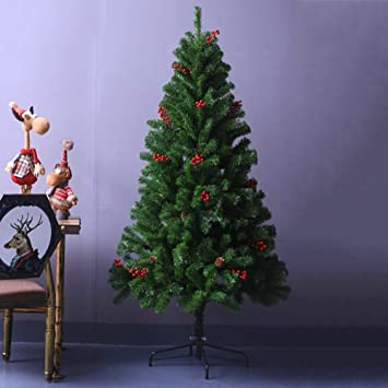 DULPLAY PVC Christmas Tree, Eco-Friendly Decorated Trees Feel-Real Optical  Fiber Tree - Amazon.com: DULPLAY PVC Christmas Tree, Eco-Friendly Decorated Trees