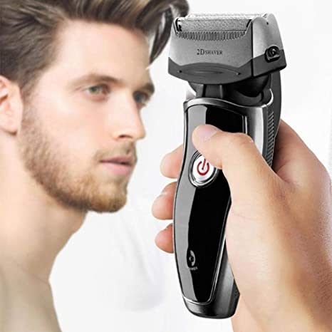 Shaver Afeitadora eléctrica Máquina de Afeitar de la maquinilla de ...
