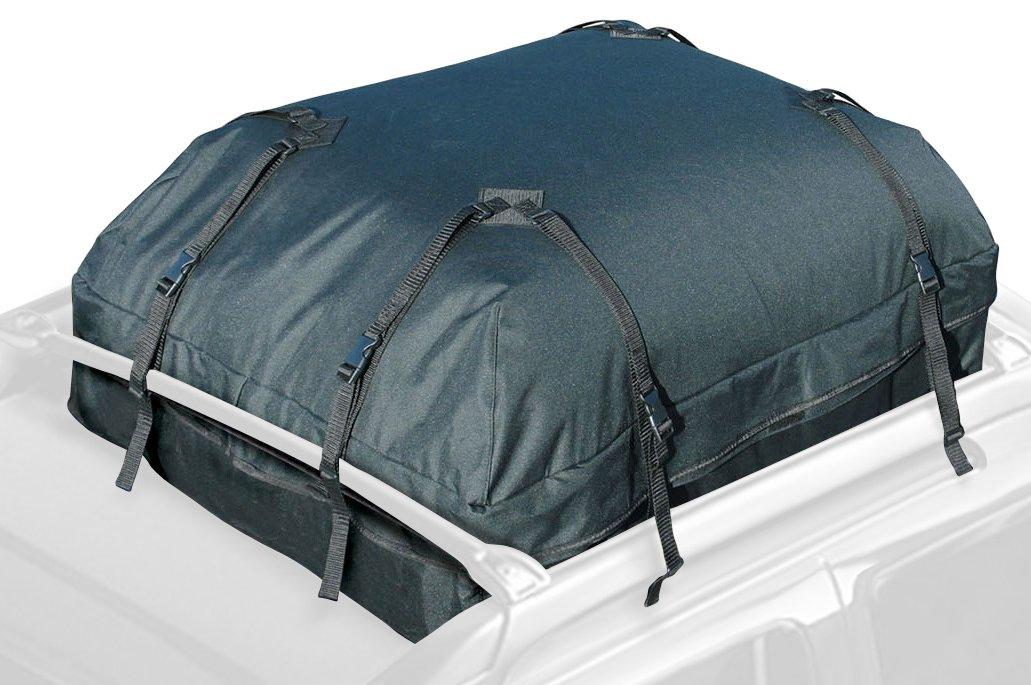 Keeper 07203 Waterproof Roof Top Cargo Bag 15 Cubic Feet