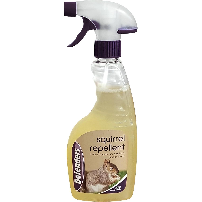 Defenders Squirrel Repellent (Capsicum Chilli) 500ml 1 Pack