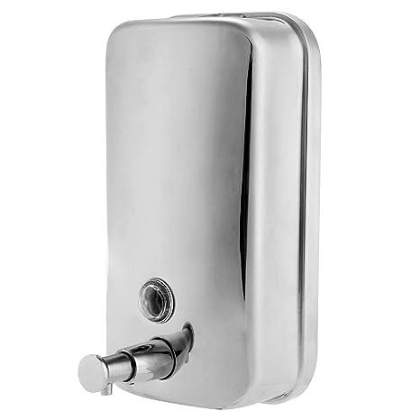Amazon.com: Keraiz - Dispensador de jabón (800 ml, montado ...