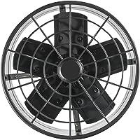 Ventilador/Exaustor Axial Industrial, Preto, 30cm, 127v, Ventisol