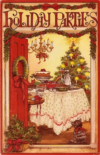 Holiday Parties Cookbook [Mary R. Smith]