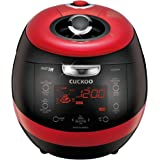 Cuckoo CRP-HZ0683FR Multifunctional and Programmable Electric Induction Heating Pressure Rice Cooker, Fuzzy Logic and…
