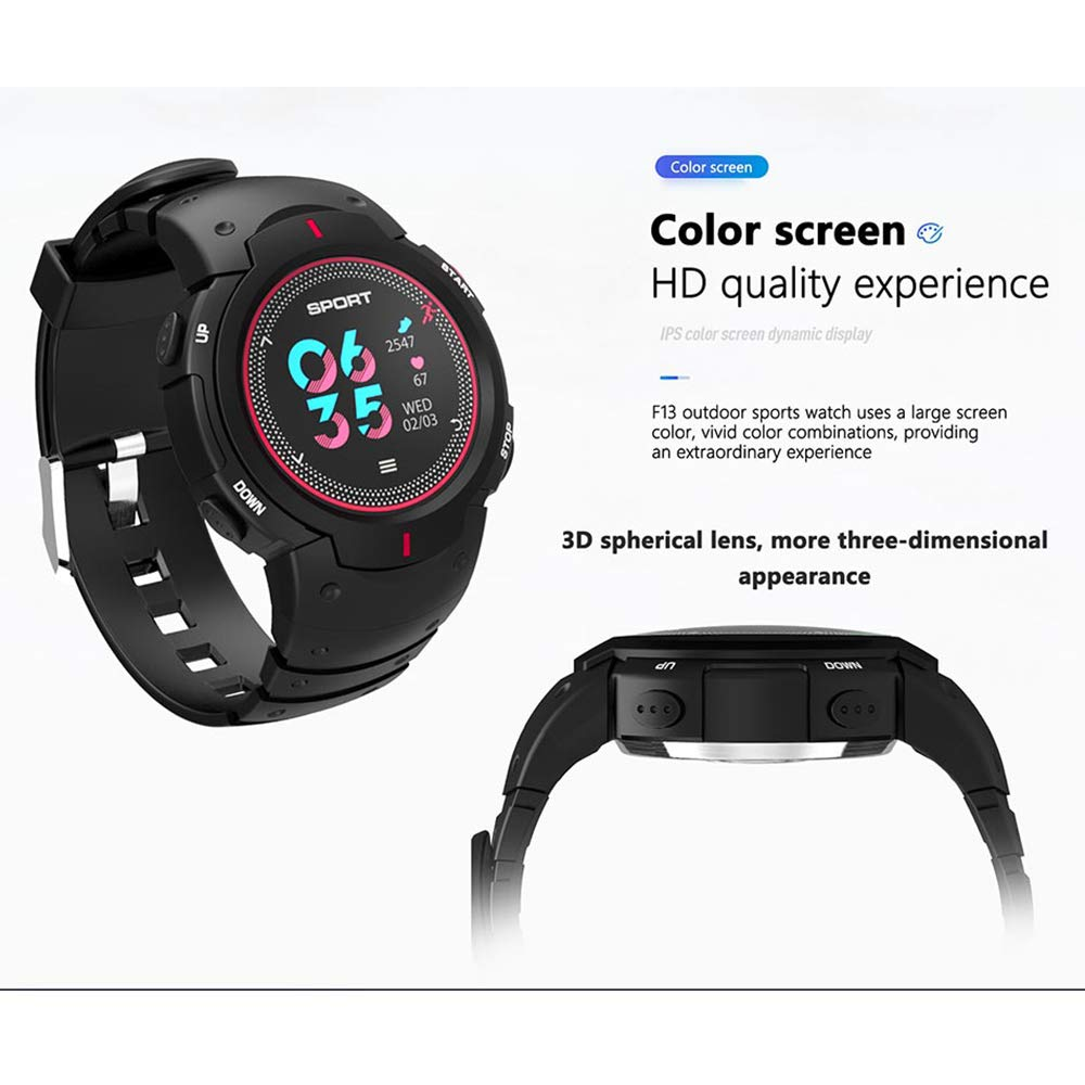 Reloj Inteligente Deportivo IP68, rastreador de Actividad ...
