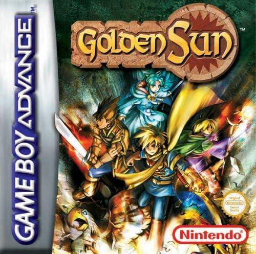 best GameBoy Advance games - Golden Sun