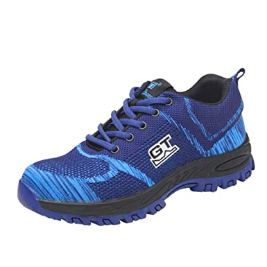 Herren Leichte Mesh Schuhe Freizeitschuhe Sneaker Turnschuhe Sportschuhe Gr39-46