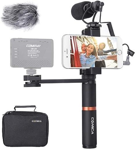 Plataforma de comica Smartphone Video Kit CVM-VM10-K4 cineasta ...