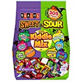Brach's Halloween Trick or Treat Assorted Candy Mix, Sweet and Sour Candy Variety, 305 Count