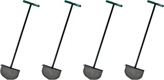 product image for Bully Tools 92251 Round Lawn Edger with Steel T-Style Handle (Fоur Расk)
