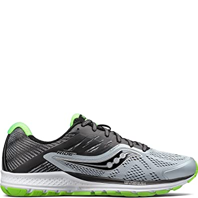 9a77cf67 Saucony Men's Ride 10 Running-Shoes