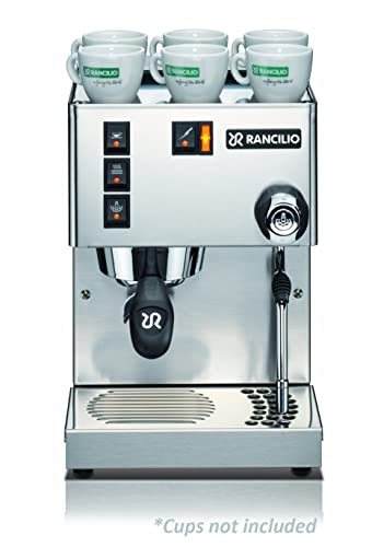 Upgrade Pick:-Rancilio-Silvia-Espresso-Machine