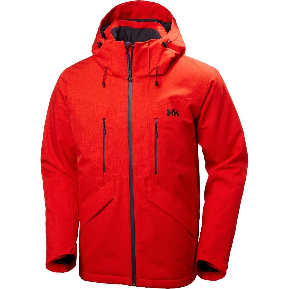 (ヘリーハンセン)Helly Hansen Juniper II Jacket メンズ ジャケットAlert Red [並行輸入品] B07676G7VY 日本サイズ L (US M)|Alert Red Alert Red 日本サイズ L (US M)