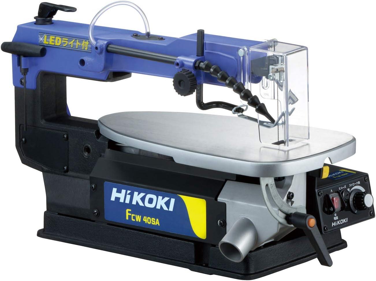 HiKOKI(ハイコーキ) 旧日立工機 卓上糸のこ盤