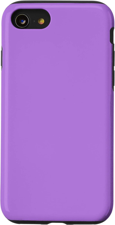 iPhone SE (2020) / 7 / 8 Lavender Color Decor Casual Fall Summer Autumn Cute Cover Case