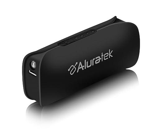 Amazon.com: Aluratek 2600 mAh Portable Power Batería Externa ...