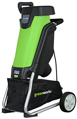 Greenworks 24052 Electric Shredder and Chipper