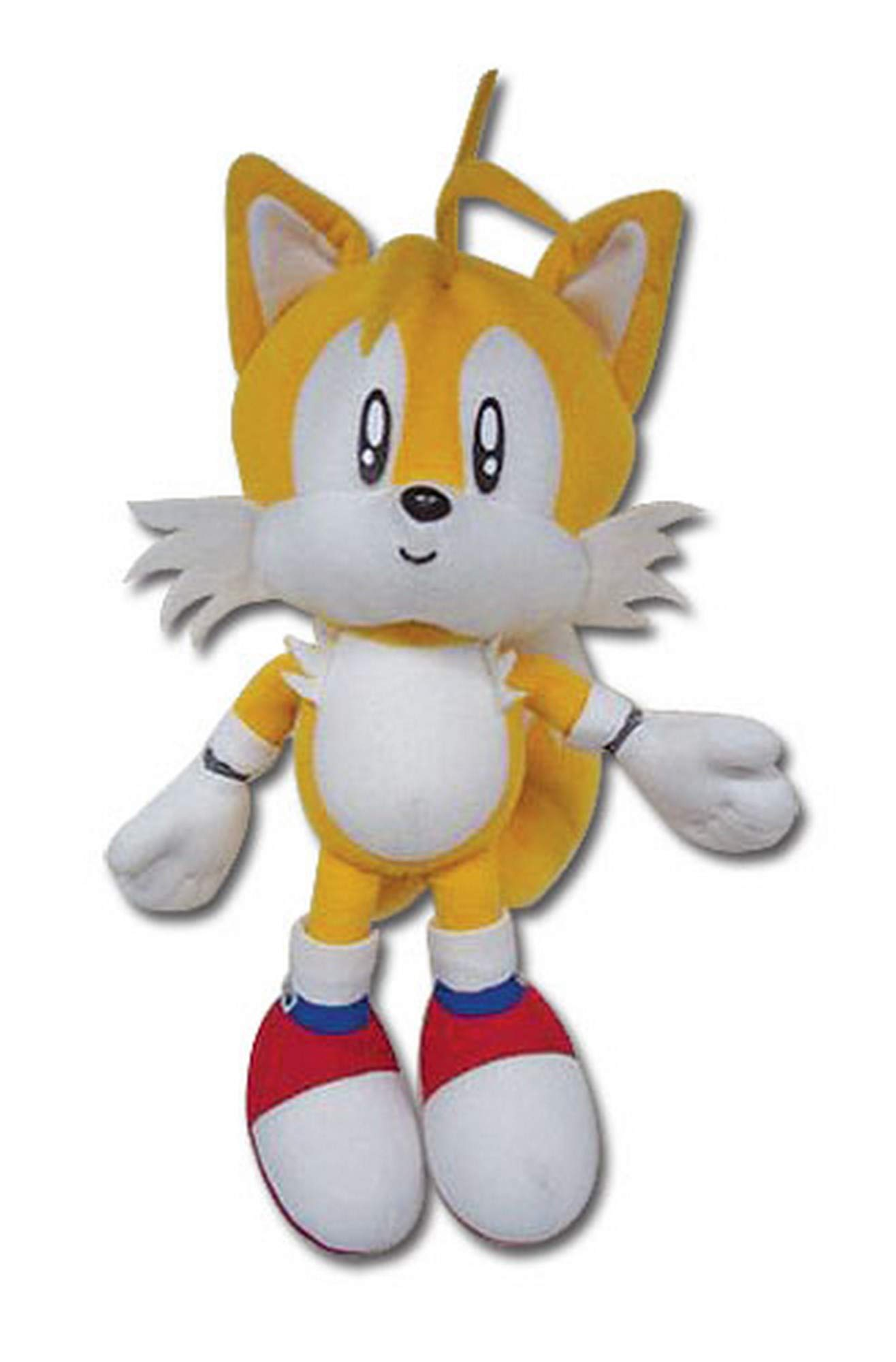 GE Animation Sonic The Hedgehog - Tails Plush 7'', Multicolor (GE-7089)