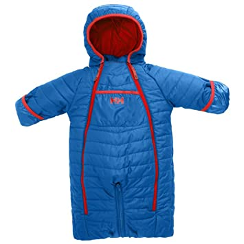 21c9c6670 Helly Hansen Snowsuit Kids Baby Legacy Insulated 6M Racer Blue 43143 ...
