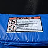 Safety-Round-Frame-Blue-Pad-Spring-Pad-Replacement-Cover-for-10FT-Trampoline-TKT-11