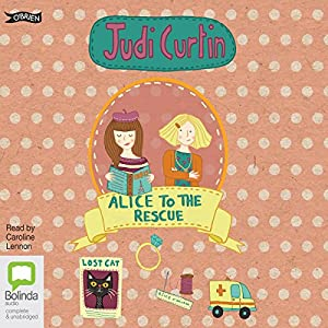 Alice to the Rescue Audiobook