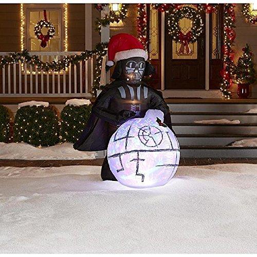 Star Wars Darth Vader Snow Globe Gemmy