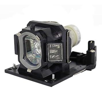 Philips Proyector de diodo Hitachi dt01481 lámpara de repuesto con ...