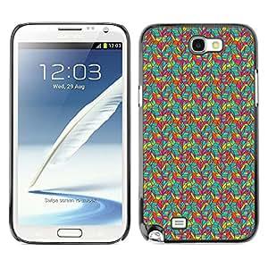ZECASE Funda Carcasa Tapa Case Cover Para Samsung Galaxy S4 Mini I9190 No.0003878