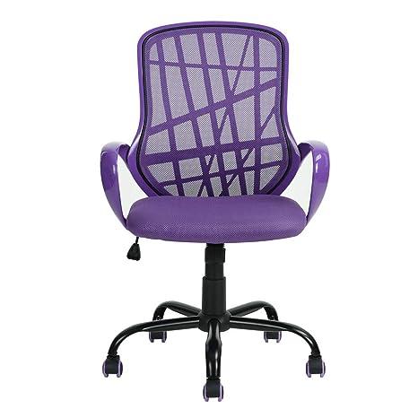 Homy Casa Inc. Homycasa - Silla ejecutiva con giratorios, sillas de Mesa, sillón