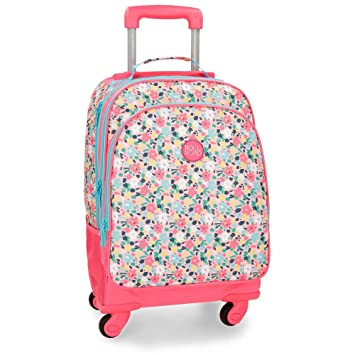 Roll Road Pretty Coral 4272861 Mochila Escolar, 44 cm, 29.57 litros: Amazon.es: Equipaje