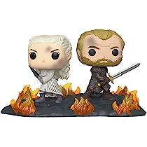 Funko Pop! Moment: Game of Thrones - Daenerys & Jorah B2B w/Swords: Amazon.es: Juguetes y juegos