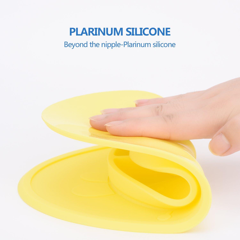 B/éb/é Assiette Napperon Vaisselle Silicone Antid/érapant Bol Ventouse Placema