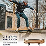 Carver Skateboards for Professional Pumping CX7