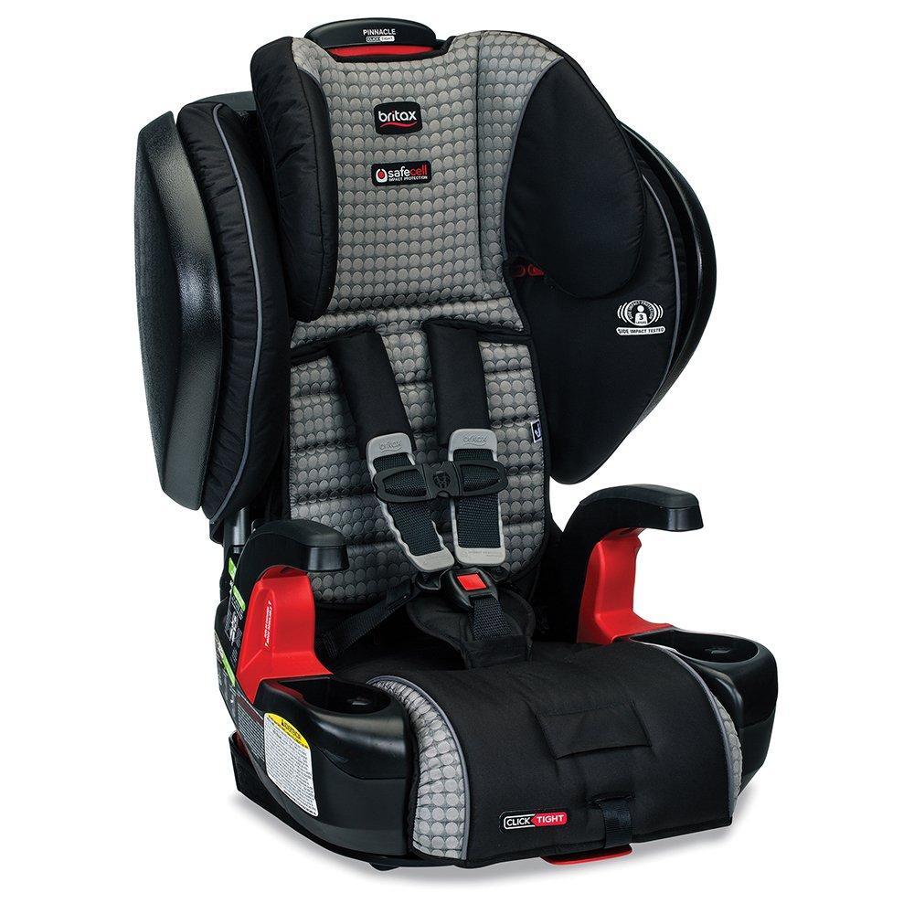 Amazon.com : Britax Pinnacle ClickTight G1.1 Harness-2-Booster Car Seat,  Venti : Baby
