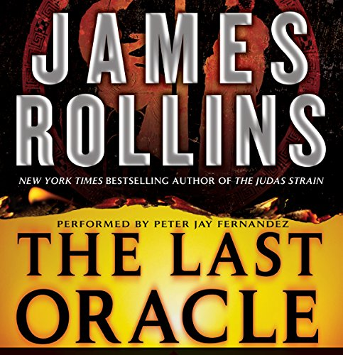 The Last Oracle: A Sigma Force Novel, Book 5 Audiobook [Free Download by Trial] thumbnail