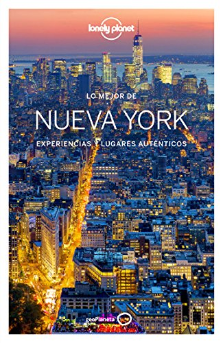 Lonely Planet Best of New York City 2017 (Travel Guide) (Spanish Edition)