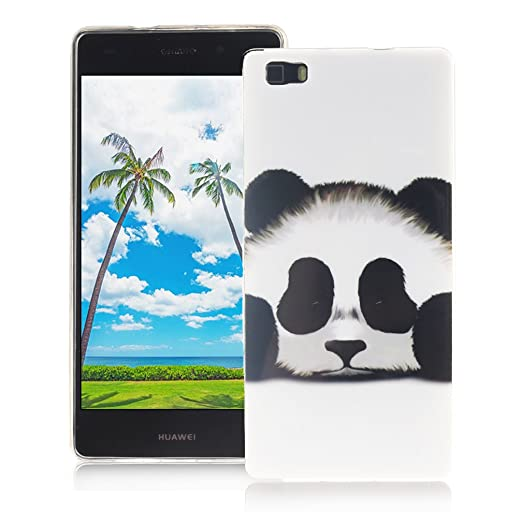 6 opinioni per XiaoXiMi Cover Huawei P8 LITE Custodia in Silicone Gomma Gel per Huawei P8 LITE