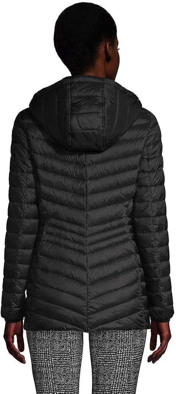 Lands End Womens Ultralight Packable Down Jacket
