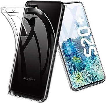 TopACE Funda para Samsung Galaxy S20+ 5G,Anti-Arañazos Case Cover ...