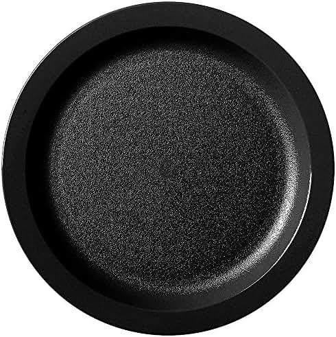 Cambro 9CWNR110 Plate, Narrow Rim, 9