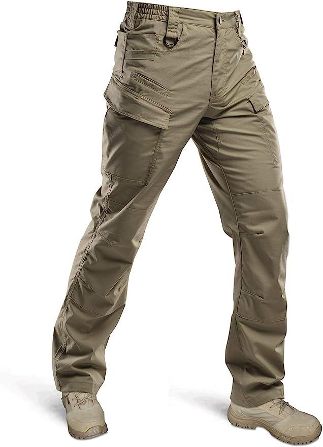 Hard Land Waterproof Tactical Pants