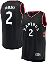 TorontoKa #2_Kawhi_Leonard_Toronto_Raptors_Black Swingman Jersey Statement Edition