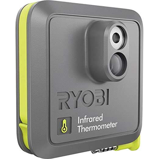 Ryobi RYOBITHERMOIR Thermom/ètre infrarouge pour Smartphone