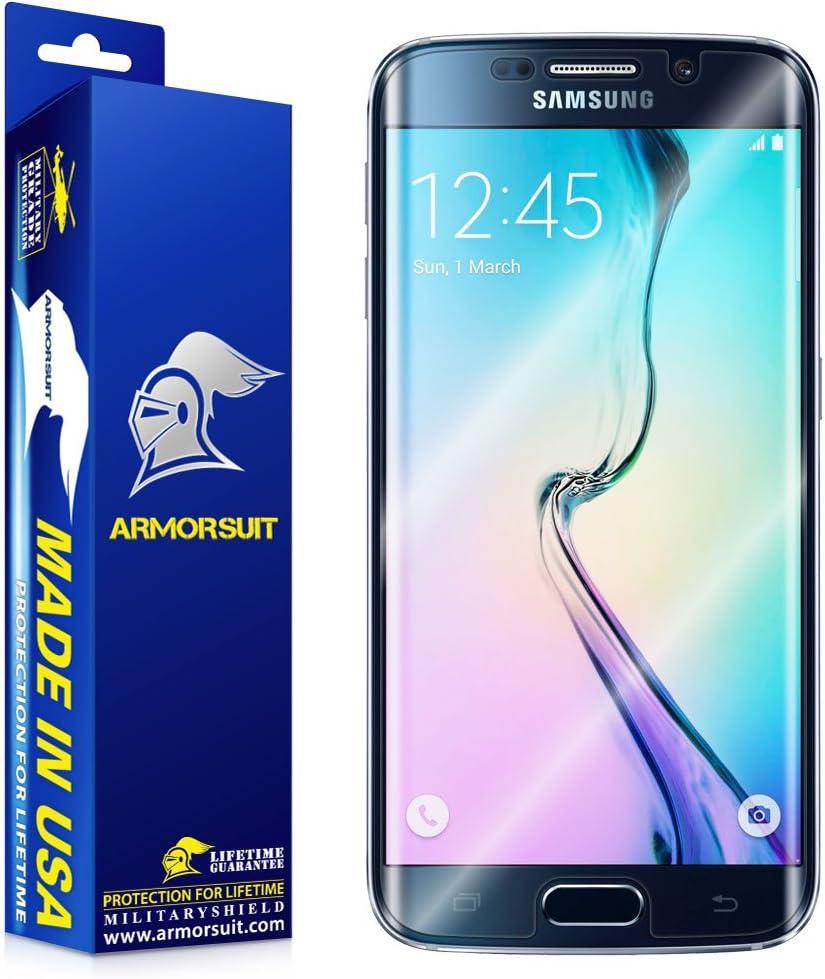 ArmorSuit MilitaryShield – Samsung Galaxy S6 borde Protector de ...