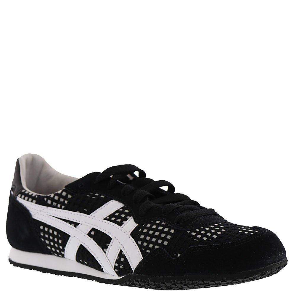 Onitsuka Tiger by ASICS Serrano Women's Sneaker B07356Z2MK 8.5 B(M) US|Black/White