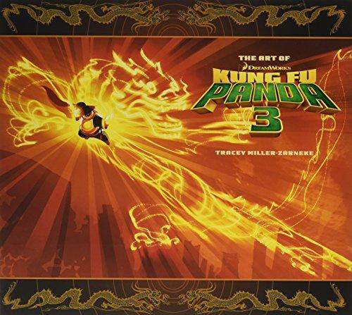 (The Art of Kung Fu Panda 3)