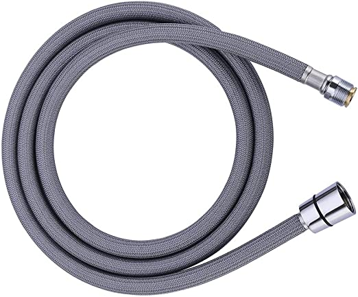 Kitchen Faucet Pull Out Replacement Hose,Pull Down Sink Faucet Parts,Faucet  Hose,Gray